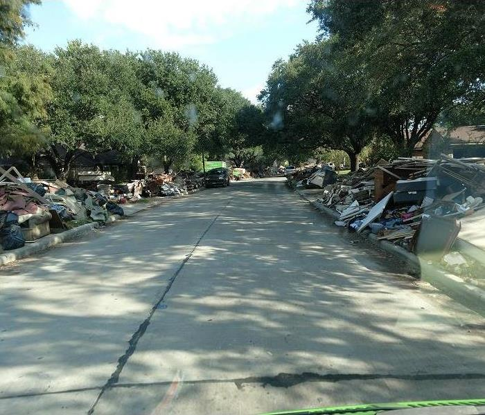 SERVPRO Bedford Park/Burbank helps Harvey flooding victims
