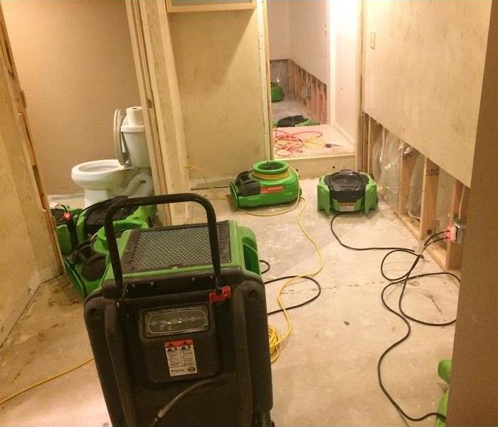 What to do AFTER a water damage