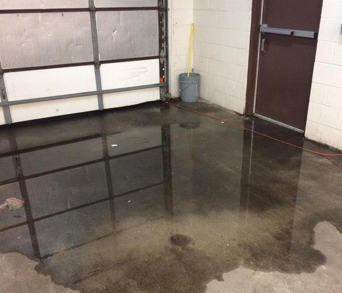 Commercial Commercial water damages in Chicago